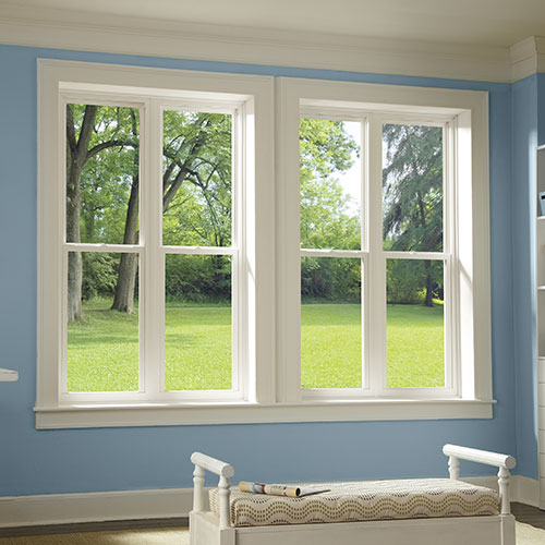 Vinyl windows patio doors ellison windows doors for What are the best vinyl windows