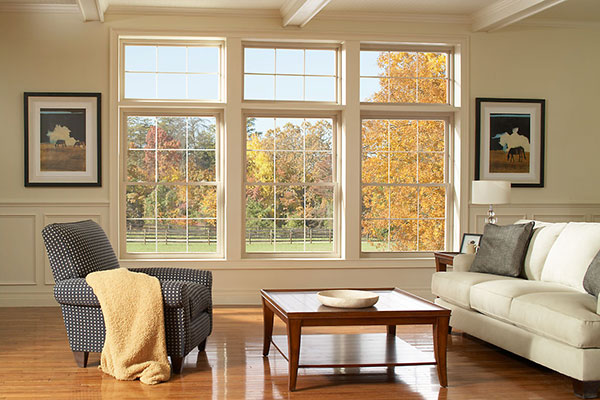 Vinyl windows patio doors ellison windows doors for Replacement window design ideas