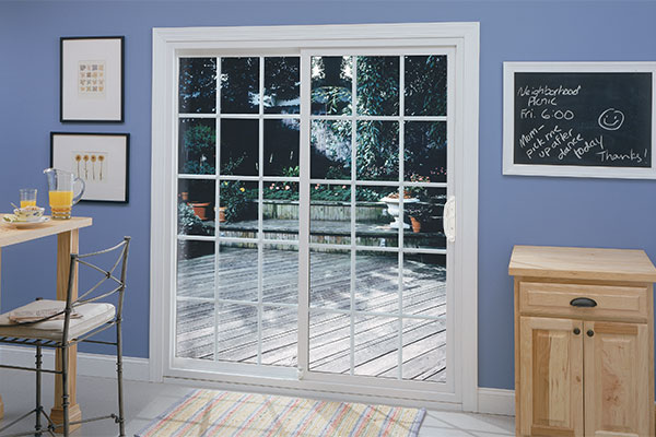 Series 312 Sliding Patio Doors Ellison Windows Doors